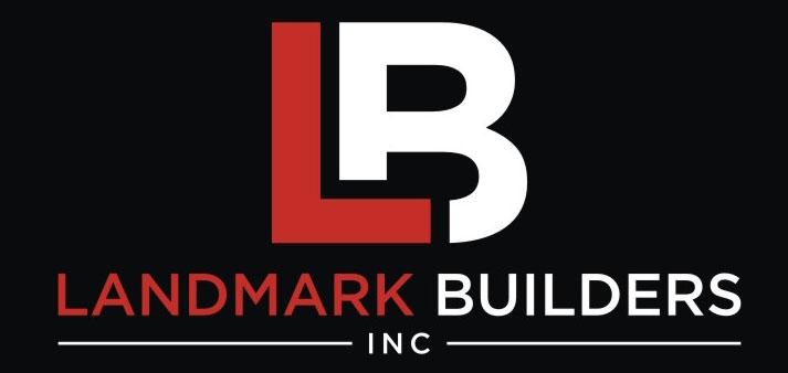 Landmark Builder's Logo